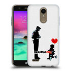 OFFICIAL BRANDALISED STREET GRAPHICS SOFT GEL CASE FOR LG PHONES 1