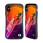 OFFICIAL STAR TREK DISCOVERY POSTERS HYBRID CASE FOR APPLE iPHONES PHONES