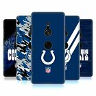 OFFICIAL NFL INDIANAPOLIS COLTS LOGO HARD BACK CASE FOR SONY PHONES 1 $16.13 USD on eBay