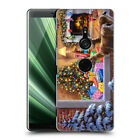OFFICIAL CHRISTMAS MIX WINTER WONDERLAND HARD BACK CASE FOR SONY PHONES 1
