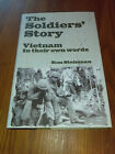 The Soldier's Story: Veitnam in their Own Words by Ron Steinman (2002, HC) #ai