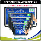 Внешний вид - Nextion Enhanced HMI Intelligent Smart USART LCD Module Display w/ Touch Panel