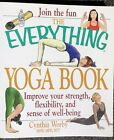 The Everything Yoga Book - Cynthia Worby - Same Day Shipping!!!
