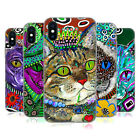 OFFICIAL MAD DOG ART GALLERY CATS SOFT GEL CASE FOR APPLE iPHONE PHONES