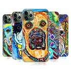 OFFICIAL MAD DOG ART GALLERY DOGS 2 SOFT GEL CASE FOR APPLE iPHONE PHONES