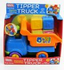 Funtime Tipper Truck with abc Blocks. Free Delivery