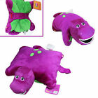 Barney Dinosaur Cushion Pillow Soft Plush Doll