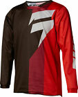 Shift Racing Youth Black/Red White Label Tarmac Dirt Bike Jersey ATV MX 2018