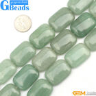 """18x26mm Assorted Stones Rectangle Beads For Jewelry Making Free Shipping 15"""""""