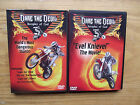 Dare the Devil Disciple of Evel: 2 Lot World's Most Dangerous Stunts & Evel Knie