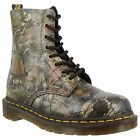 Dr.Martens 1460 Pascal Leather Tate Britain Lace-Up Combat Unisex Boots