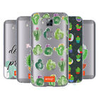 OFFICIAL EMOJI CACTUS AND PINEAPPLE SOFT GEL CASE FOR HUAWEI PHONES 2