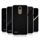 OFFICIAL ALYN SPILLER CARBON FIBER HARD BACK CASE FOR LG PHONES 1