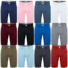 Mens Chino Shorts Casual Cotton Summer Cargo Combat Jeans Half Pants Casual New