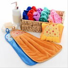 Hanging Hand Towels Soft Suction Water Thickening  Velvet Kitchen Rag Towel