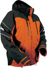HMK Orange/Black Mens Action 2 Snowmobile Snow Jacket 2016