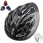 Helmet Bicycle Mountain Bike Cycling Skateboard Men Women Protective Gear Black