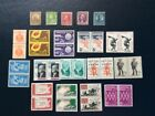 Us stamps Old Collectible Rare Lot of Mint used