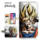 ( For iPhone XS MAX ) Wallet Case Cover P21362 Dragon Ball Wukong