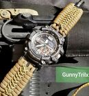 Casio G-Shock Paracord Watch Band Premium Strap