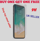 For New IPhone Xs Max XR 100% Genuine Tempered Glass Screen Protector Film Cover