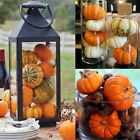 1/3/5PC Creative Simulation Foam Pumpkin Halloween Home Party Garden Table Decor