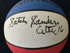 Satch Sanders Auto Autographed Signed 2002 NBA All Star Game Basketball Celtics