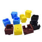 3D Printer Silicone Sock Heater Block Cover E3D-V6 Hotend Heater Protect  New