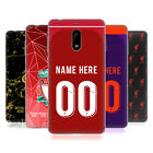 CUSTOM LIVERPOOL FOOTBALL CLUB PERSONALISED PATTERNS GEL CASE FOR NOKIA PHONES 1