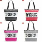 Внешний вид - Victoria s Secret Love Pink Collection Style zip Tote Bag- school, weekend Beach