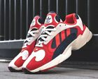 Adidas Yung 1 Collegiate Navy Red High B37615 Mens Sizes
