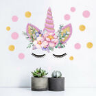 Us Unicorn Wall Sticker Kids Bedroom Stickers Removable Home Decor Decal Mural