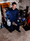 Kyпить Portwest Liverpool Zipper Coverall - C813 with front snap closure & 2 way zipper на еВаy.соm