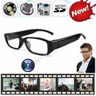 Sports Camera Glasses HD 1080P Cam DV DVR Hidden Eyewear Eyeglasses Spy Glasses