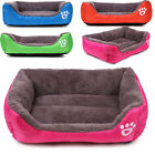 Dog Bed Kennel Oversize Medium Small Cat Pet Puppy Bed House Soft Warm Hot BT