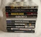 Ps3 Games Your Choice. Quick Free Same Day Shipping