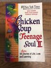 """""""Chicken Soup for the Teenage Soul II"""" by Jack Canfield (Softcover, 1998)"""