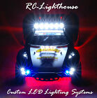 Traxxas Slash 2WD 4X4 4WD Ulimate Deluxe RC LED Light Set w/ Underbody tubes #9