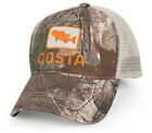 Costa Bass Trucker XL Realtree Edge Camo