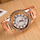 Fashion Women Luxury Crystal Dial Stainless Steel Analog Quartz Wrist Watch <br/> 3 Colors◇High Quality◇Free &amp; Fast Post◇Fantastic Value