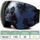 Goggles Winter Snow Sports Anti Fog Uv Protection Ski Snowboard Unisex Men Women