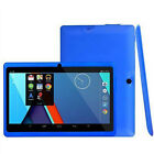 """7"""" tablet pc quad core google android 4.4 kitkat wifi 8/4GB 7 Inch HD tablet Pip"""