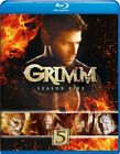Grimm: Season Five Blu-ray 191329083895