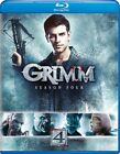 Grimm: Season Four Blu-ray 191329083932