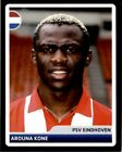 Panini Champions League 2006-2007 Arouna Kone PSV Eindhoven  No. 207