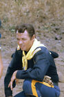 Audie Murphy 1960's on set pose in western Cavalry unform 24X36 Poster