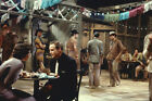 Guys and Dolls Marlon Brando conversing at table with gal 24X36 Poster