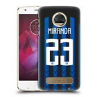 OFFICIAL INTER MILAN 2018/19 PLAYERS HOME KIT GROUP 2 CASE FOR MOTOROLA PHONES 1