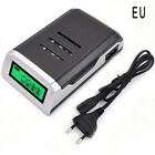 4 Slot Intelligents Battery Charger For AA /AAA NiCd NiMh Rechargeable Batteries