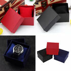 Boxes Case Bangle Jewelry Ring Earrings Wrist Watch Box Xmas Gift Hot image